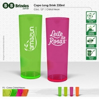 COPO LONG DRINK CRISTAL 330mL