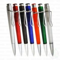 caneta plastica personalizado