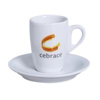 Xícara Café Porcelana.