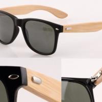 dd3a0ca6e Óculos de sol haste bambu para Brindes - Brindes.com.br