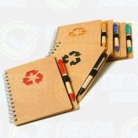 Bloco Promocional Ecológico Personalizado